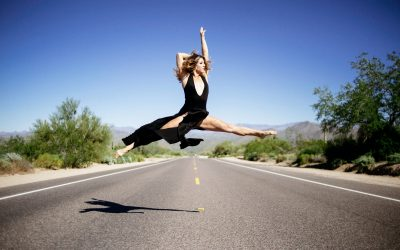 'Perform' Your Way Through Life To Transcend the Everyday
