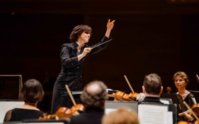 10 Leadership Lessons I Have Learned From Conducting an Orchestra