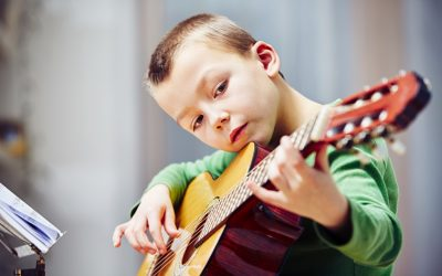 The Impact of Music on Children's Brains